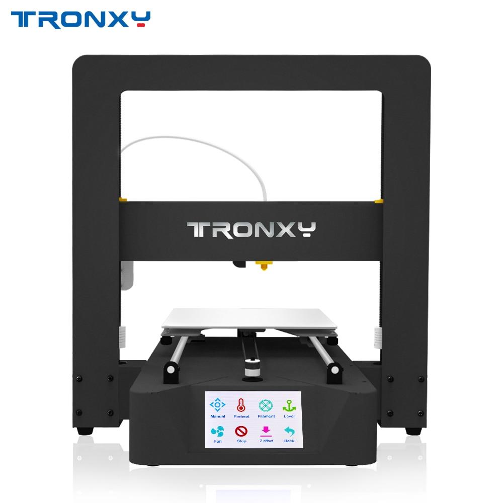 Newest Tronxy 3D Printer X6A Model Full Metal Frame Auto