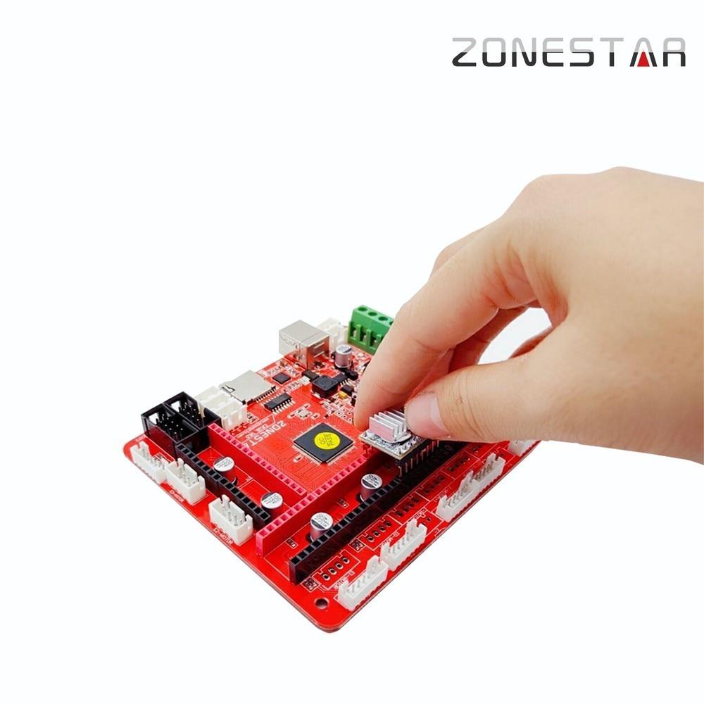 ZONESTAR ZRIBV6 3D Printer Motherboard