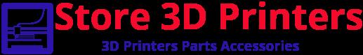 Store 3D Printers