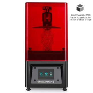 ELEGOO Mars UV Photocuring LCD 3D Printer