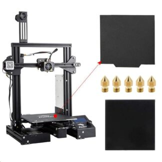 Official Creality Ender 3 Pro 3D Printer with Glass Plate